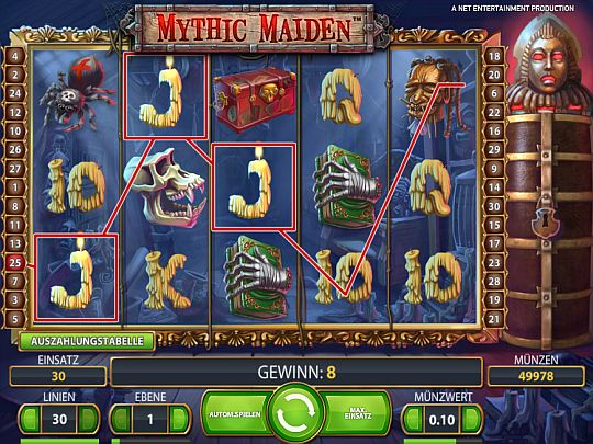 Blienvinnare Mythic 70014