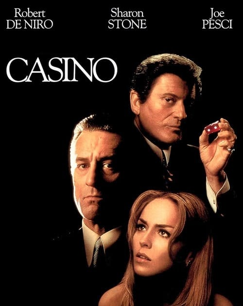 Casino film stream prank