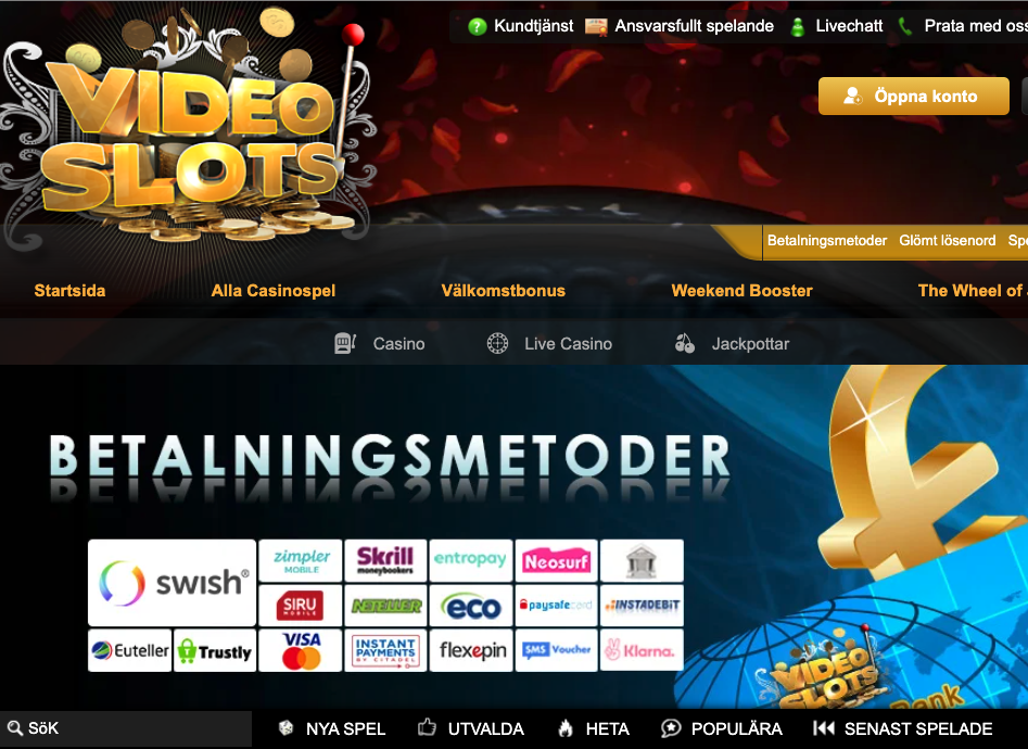 Irish Luck slot bettingbolagen